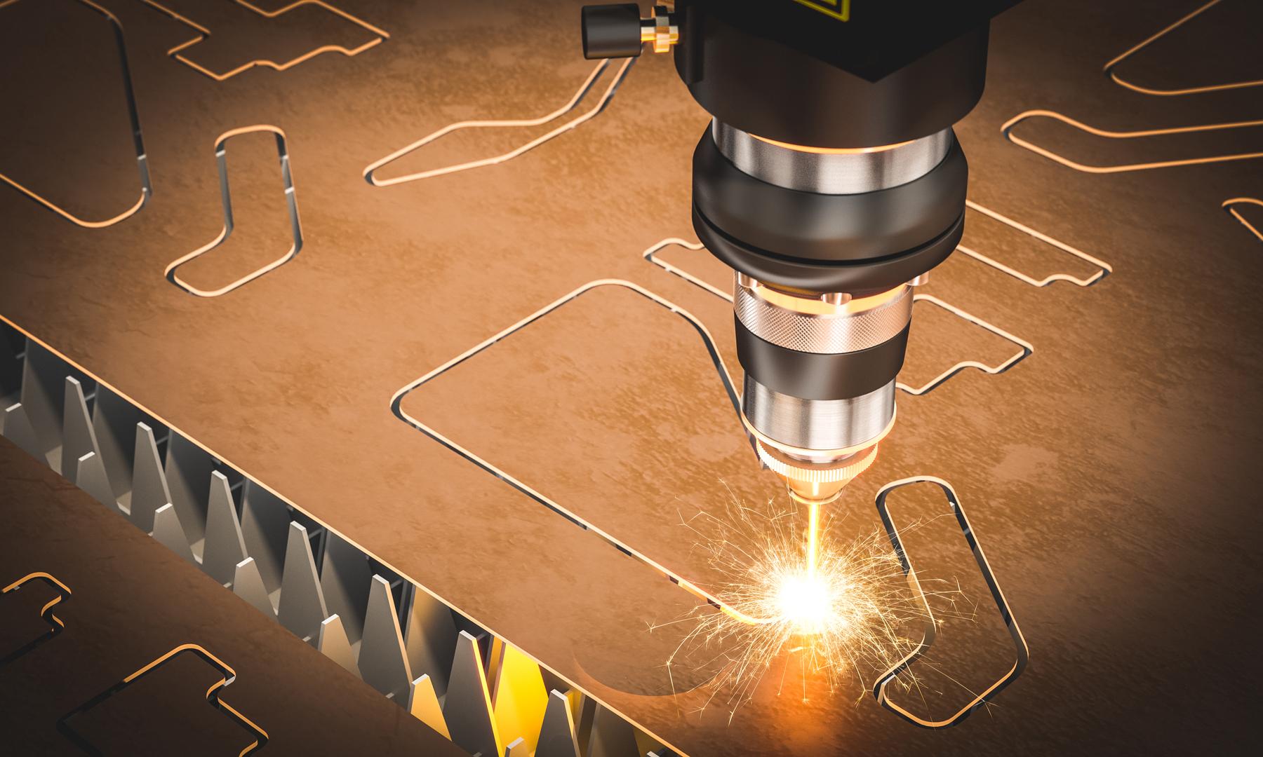 Cắt laser theo yêu cầu ở đâu giá rẻ, nhanh chóng?